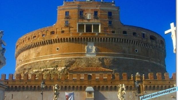 Fachada Castel Sant'Angelo