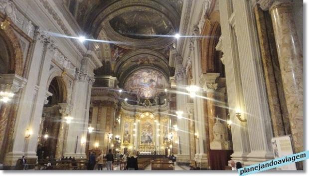 Roma - Igreja di Sant'Ignazio di Loyola