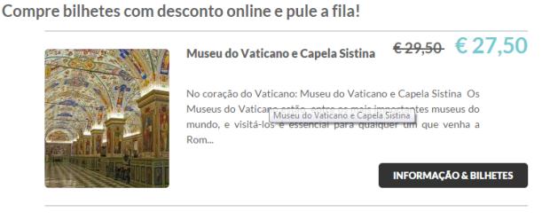 TB_MuseusVaticanos e Capela Sistina