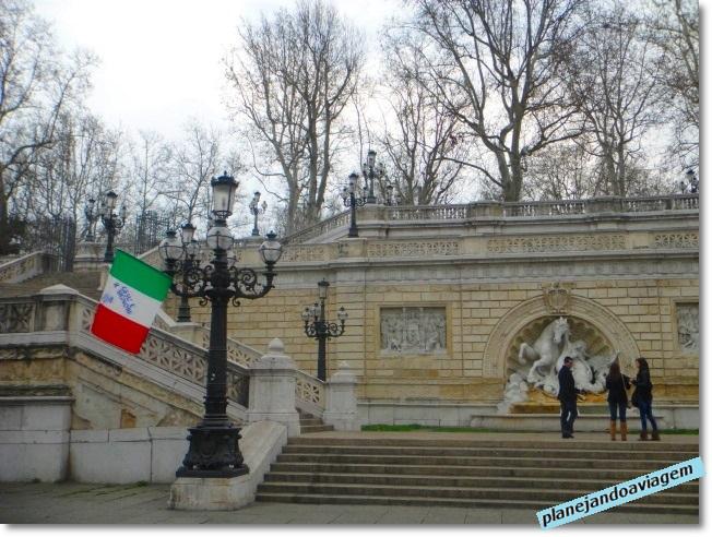 Bolonha - Parco Montagnola