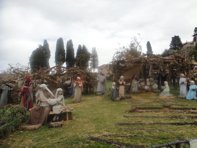 Presépio em Tamanho Natutal (Assis)