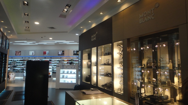 Interior Free Shop Americas