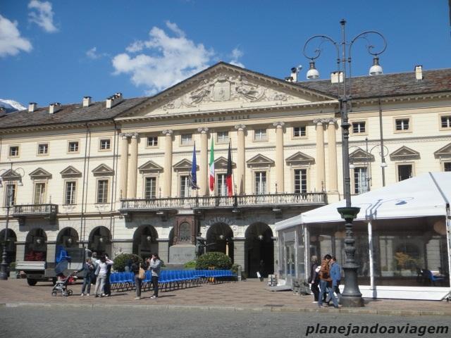 Centro Aosta - Hotel de Ville