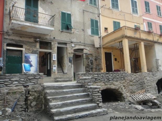 Vernazza - Rua Principal