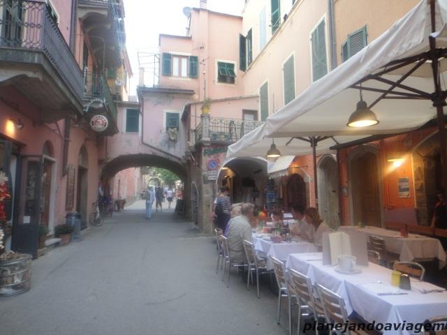 Monterosso al Mare - Centro Histórico