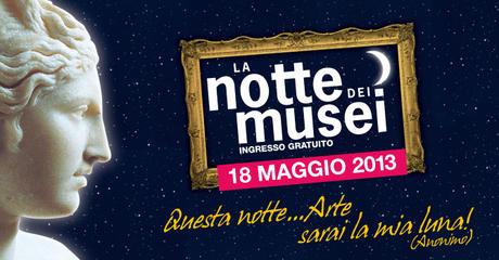 Folder evento La Notte nei Musei