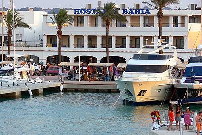 Porto de La Savina em Formentera (foto: hbahia.com)