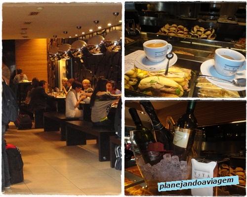 Vyta Restaurante e Café em Termini
