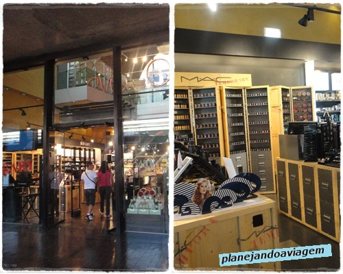 Lojas e Compras em Termini