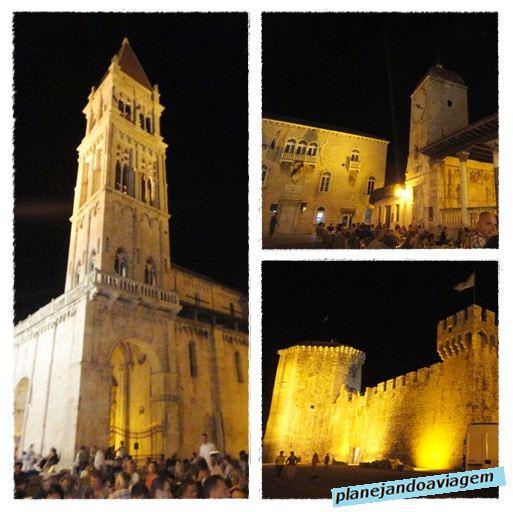 Centro Historico Trogir