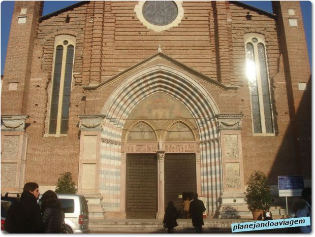 Igreja/Chiesa di Sant'Anastasia