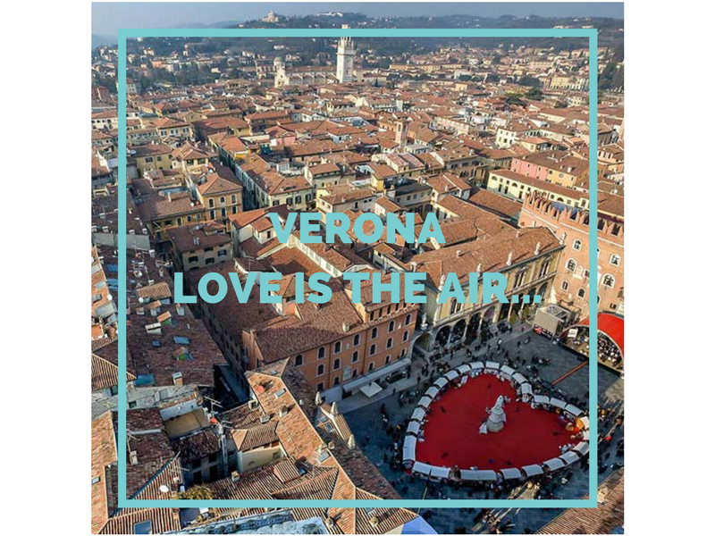 Verona - A Cidade mais romantica da Italia
