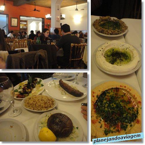Restaurante Sarkis