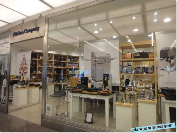 Kitchen Company no Recoleta Mall