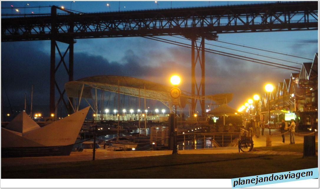 Docas e Ponte 25 de Abril