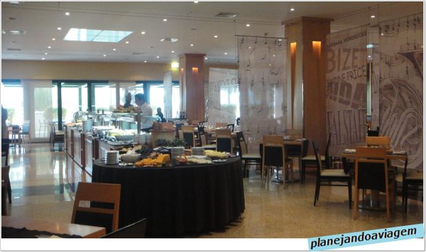Hotel Vila Gale Opera - restaurante