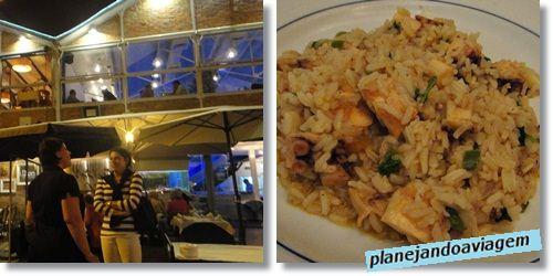 Restaurante 5 Oceanos