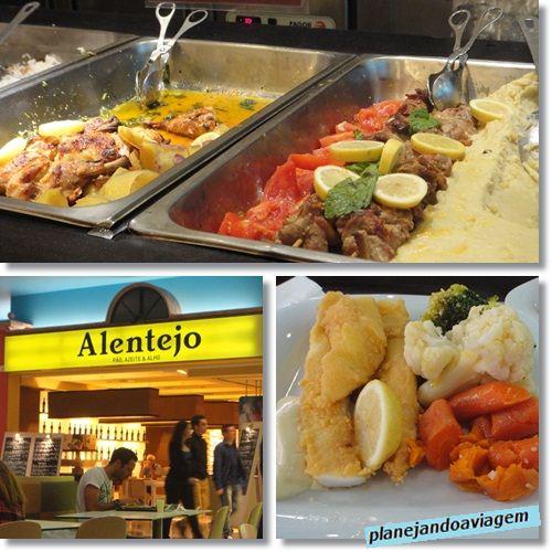 Restaurante e Pratos Alentejo Pao Azeite e Alho