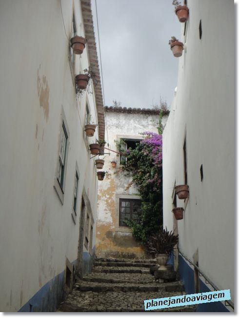 Óbidos - dentro do Muro...detalhes tão pequenos...