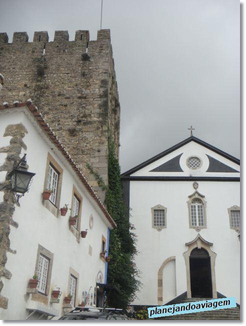 Óbidos - dentro do Muro