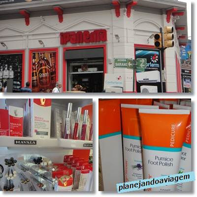 Ipanema Free Shop - Rivera