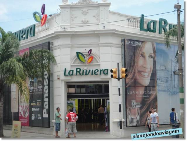 La Riviera Free Shop - Rivera