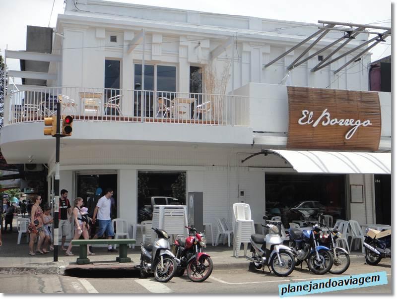 Restaurante El Borrego - Rivera
