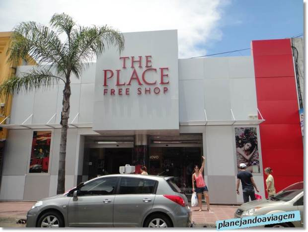 The Place Free Shop - Rivera