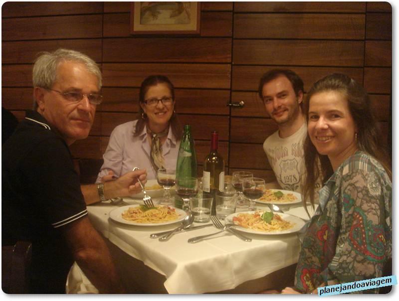 Com a Família no Felice