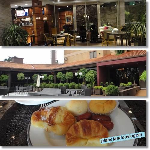 Hotel Las Ventanas - Bar e Café da Manha