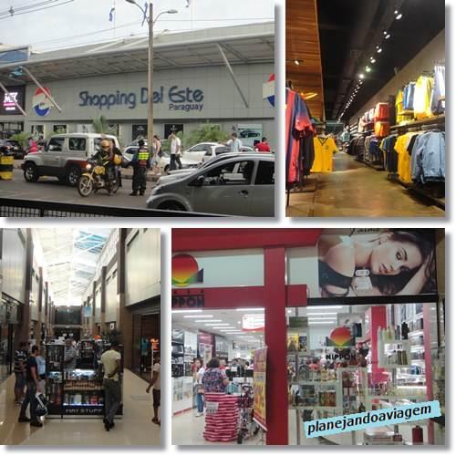 Shopping del Este - Ciudad del Este