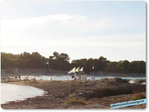 Praia Cala Bassa