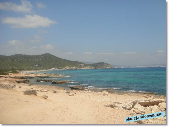 Praia Es Cavallet