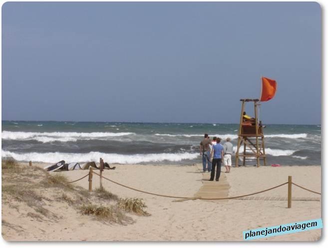 Praia Es Codolar