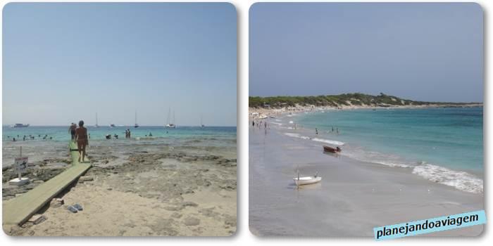Praia Ses Salines