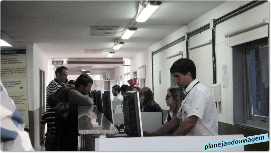 Imigração Argentina em Puerto Iguazú