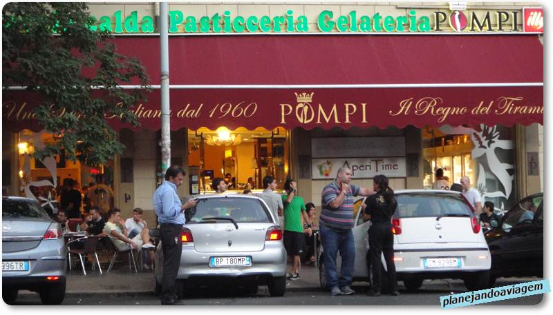 Pompi Roma - fachada