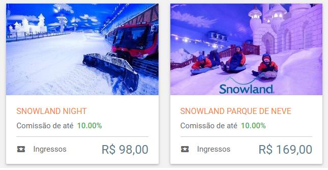 Ingressos passeios na Serra Gaucha (Gramado, Canela, Snowland)