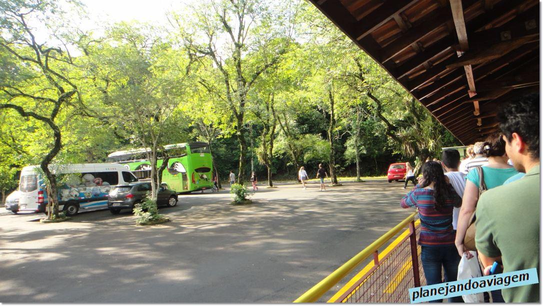 Parque Nacional do Iguaçu - Retorno