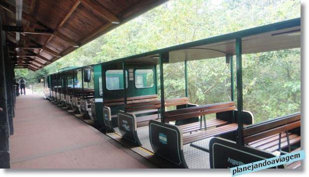 Estação Três Marias - Parque Nacional Iguazu