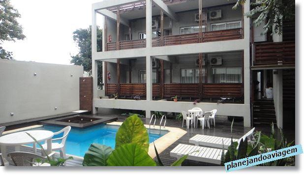 Yretá Apart Hotel  - Puerto Iguazu