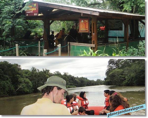 Paseo Ecologico - Parque Nacional Iguazu
