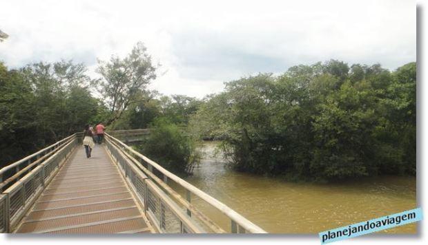 Paseo Garganta del Diablo - Parque Nacional Iguazu