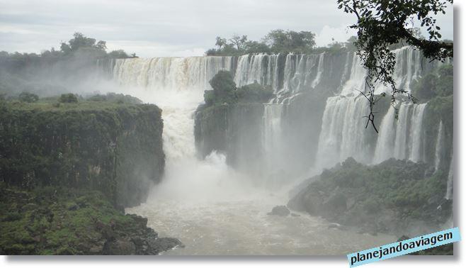 Circuito Inferior - Parque Nacional Iguazu