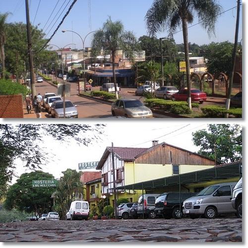 Imagens de Puerto Iguazu (fonte: taringa.net/posts/imagenes/6029884/Fotos-de-Mi-Ciudad-Puerto-Iguazu.html)