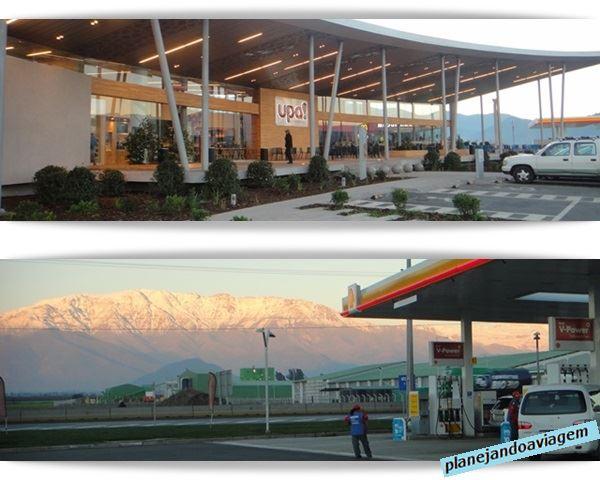 Upa - Paradouro Ruta 5 Sur Chile