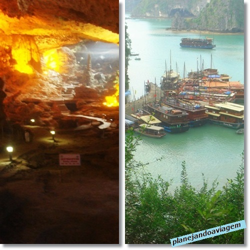 Surprise Cave - Paradise Cruises - Halong Bay