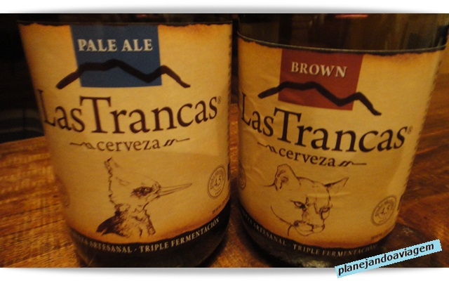 Cerveja Las Trancas de Valle Las Trancas - Chile