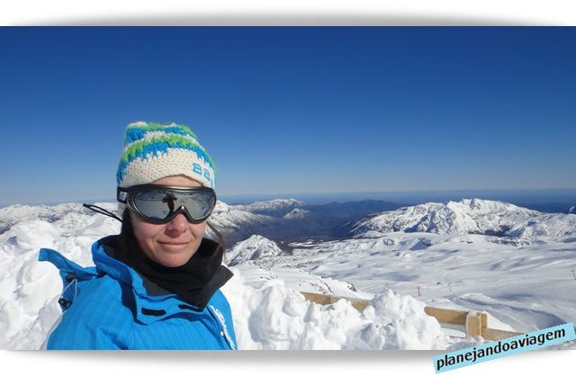 Estação de Esqui Nevados de Chillan - Chile
