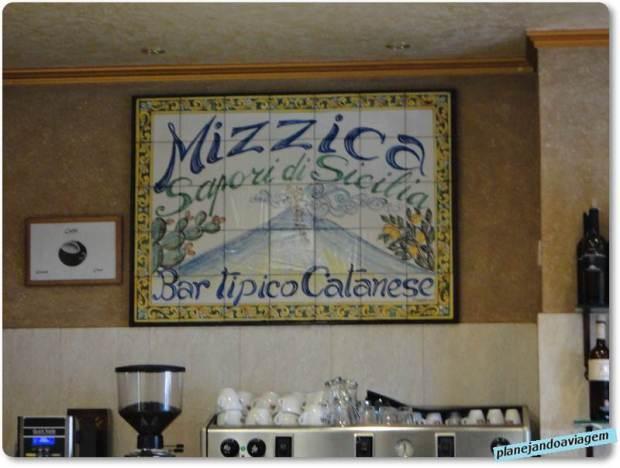 Mizzica - Restaurante Tipico em Roma